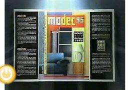 Te acuerdas: Feria del Mueble y la Decoración MODEC 1995