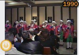 Te acuerdas: Viaje Promocional Carnaval 1990