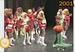 Te acuerdas: Concurso de Murgas 2001