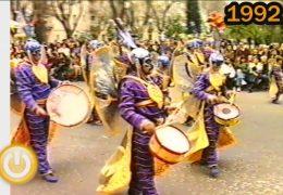 Te acuerdas: Desfile Comparsas 1992