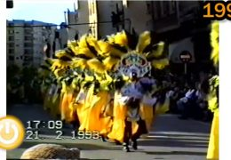 Te acuerdas: Carnaval Comparsas 1993