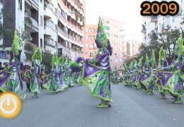 Te acuerdas: Desfile de Comparsas 2009