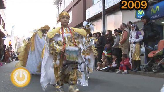 Te acuerdas: Desfile Carnaval Infantil 2009