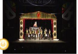Murgas Carnaval de Badajoz 2010: Los auténticos en preliminares
