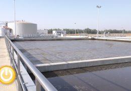El Ayuntamiento recepciona la obra de mejora del saneamiento y depuración en Badajoz