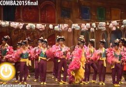 Al Maridi en la Final del Concurso de Murgas del Carnaval de Badajoz 2015
