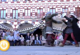 Badajoz celebra Almossassa