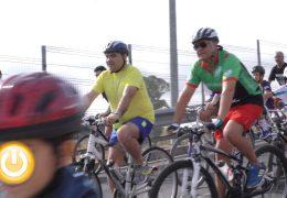 Día de la Bicicleta en Badajoz