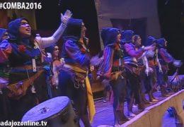 Murgas Carnaval de Badajoz 2016: Las Chimixurris en preliminares