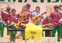Murgas Carnaval de Badajoz 2016: KRMA en preliminares