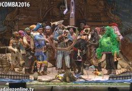 Murgas Carnaval de Badajoz 2016: La leyenda de la nave de los Desertores en preliminares