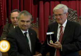 Badajoz concede la Medalla de la Ciudad a la Real Sociedad Económica de Amigos del País