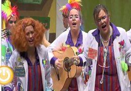 Murgas Carnaval de Badajoz 2010: Las Chimixurris en preliminares