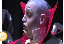 Murgas Carnaval de Badajoz 2010: Los Murallitas en preliminares