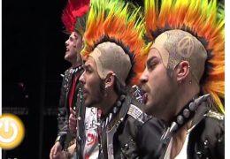 Murgas Carnaval de Badajoz 2010: Los Chungos en preliminares