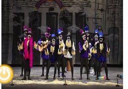 Murgas Carnaval de Badajoz 2010: Los Fantasmas del López en preliminares
