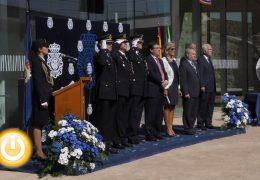 La Policía Nacional celebra su Día, los Ángeles Custodios