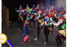 Murgas Carnaval de Badajoz 2010: Al Maridi en semifinales