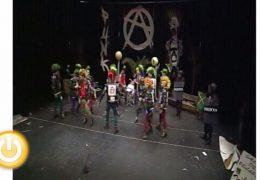 Murgas Carnaval de Badajoz 2010: Los Chungos en semifinales