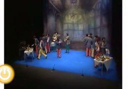 Murgas Carnaval de Badajoz 2010: Los Niños en semifinales