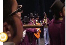 Murgas Carnaval de Badajoz 2010: Los Señores Sáez de Santa María en semifinales