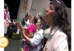 Murgas Carnaval de Badajoz 2010: Las Nenukas en semifinales
