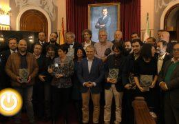 Los Premios Ciudad de Badajoz ya están con sus dueños
