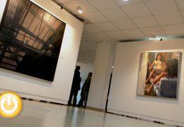 Exposición de obras galardonadas en los premios Ciudad de Badajoz 2016