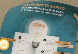 'Diseñando tu empleo' formará en innovación y puesta en marcha de proyectos empresariales