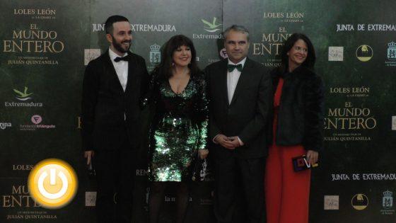Loles León presenta en Badajoz 'El Mundo Entero'