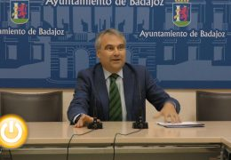 Francisco Javier Pizarro, nuevo concejal del Ayuntamiento de Badajoz