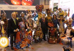 Badajoz presenta en FITUR su oferta de Turismo Activo
