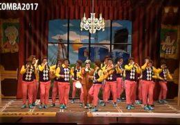 Los Mirinda – Preliminares 2017 Concurso Murgas Carnaval de Badajoz