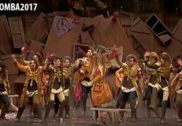 Las Chimixurris – Preliminares 2017 Concurso Murgas Carnaval de Badajoz