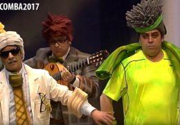 Los 3W – Preliminares 2017 Concurso Murgas Carnaval de Badajoz
