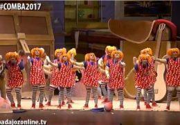 Los Chalaos – Preliminares 2017 Concurso Murgas Carnaval de Badajoz