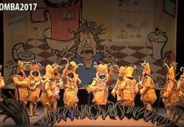 La Mascarada – Preliminares 2017 Concurso Murgas Carnaval de Badajoz
