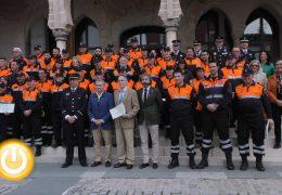 Protección Civil homenajea a sus voluntarios