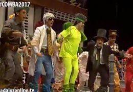 Los 3W– Semifinales 2017 Concurso Murgas Carnaval de Badajoz
