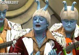 Al Maridi– Semifinales 2017 Concurso Murgas Carnaval de Badajoz