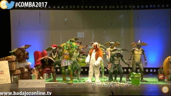 Los Espantaperros– Semifinales 2017 Concurso Murgas Carnaval de Badajoz