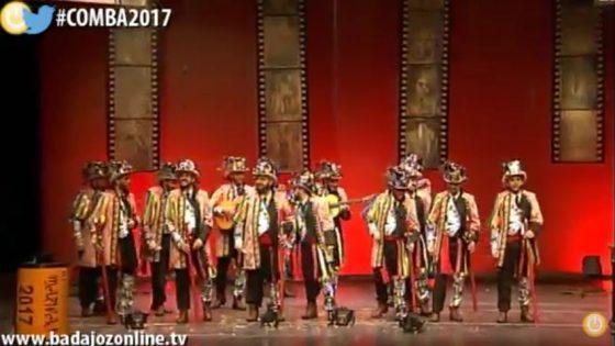 Marwan– Semifinales 2017 Concurso Murgas Carnaval de Badajoz