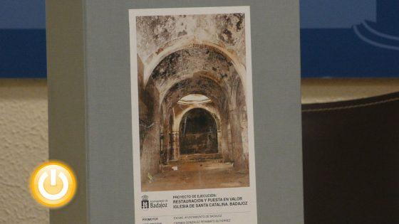 Las obras de las Iglesia Santa Catalina comenzarán a finales de marzo