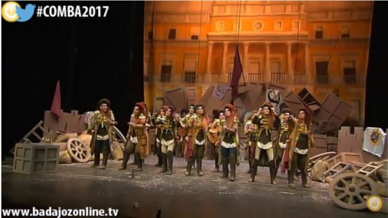 Las Chimixurris–  Final 2017 Concurso Murgas Carnaval de Badajoz