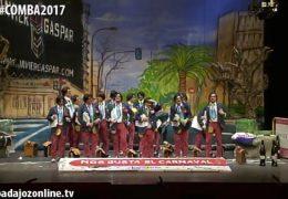 Esto está ganao–  Final 2017 Concurso Murgas Carnaval de Badajoz