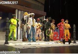 Los 3W–  Final 2017 Concurso Murgas Carnaval de Badajoz