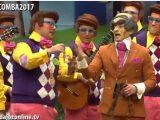 Los Mirinda–  Final 2017 Concurso Murgas Carnaval de Badajoz