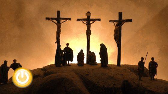 La Semana Santa hace estación de penitencia en el Luis de Morales