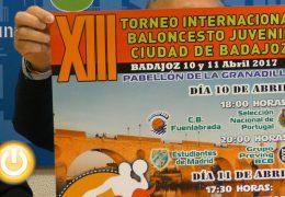 Estudiantes,  Fuenlabrada o la Selección de Portugal participarán en el XIII Torneo de Baloncesto