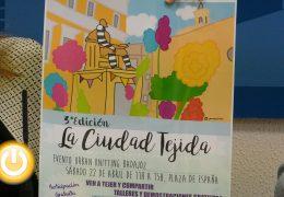 Cientos de personas participarán en la III edición de 'La Ciudad Tejida'